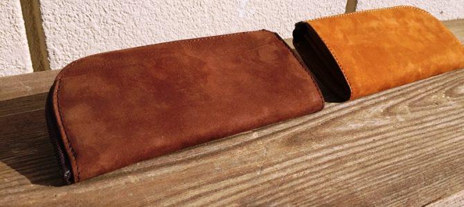 L型の長いお財布